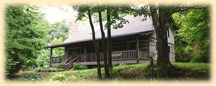 Blowing Rock NC Boone NC Log Cabin Rentals