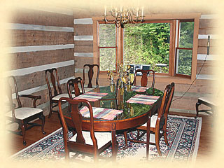 Blowing Rock Boone NC Log Cabin Rentals